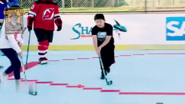 MassMutual TV Commercial Ad 2021, NHL- 2021 Willie O'Ree Community Hero Award' Song by Devin Hoffman, Bruce Fingers