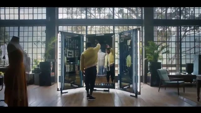 Samsung Galaxy TV Commercial Ad 2021, The Future