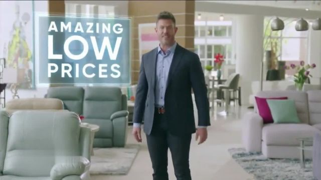 Rooms to Go TV Commercial Ad 2021, In Motion- Delivery' Featuring Jesse Palmer