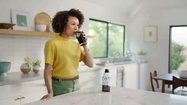 Starbucks Cold Brew Concentrate TV Commercial Ad 2021, Perfectly Yours