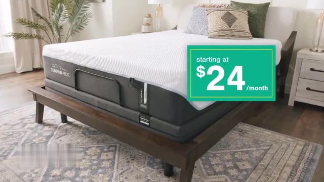 Ashley HomeStore Best of the Best Mattress Sale TV Commercial Ad 2021, Tempur-Pedic and Beautyrest- Financing