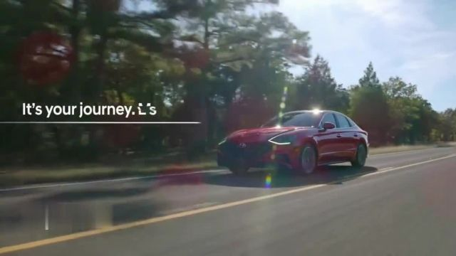 Hyundai TV Commercial Ad 2021, Your Journey- Sonata and Elantra' Song by BAYBE