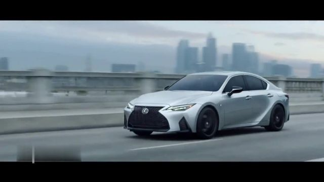 2021 Lexus IS TV Commercial Ad 2021, Vanity Plates' Song by Ebo Taylor, Jr