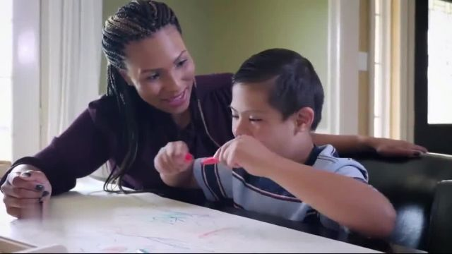 Social Security Administration TV Commercial Ad 2021, SSI Kids