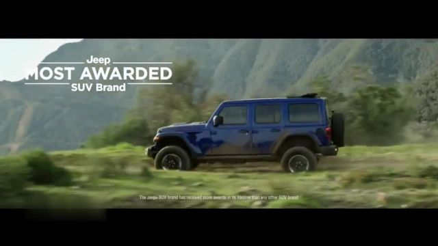 Jeep Freedom Days TV Commercial Ad 2021, One Family'