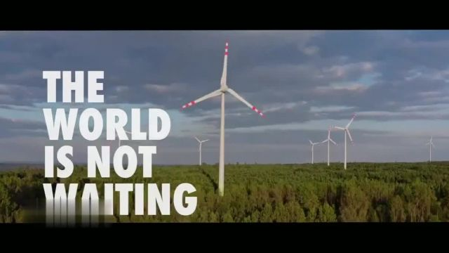 Climate Power TV Commercial Ad 2021, Win the Race