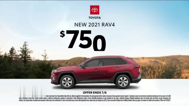 Toyota TV Commercial Ad 2021, Dear Exit Strategy'