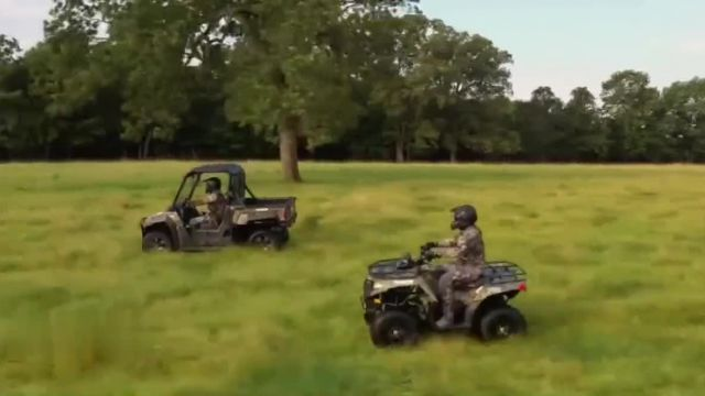 Tracker Off Road TV Commercial Ad 2021, Adventurous Riders- Tracker 450 and 800SX