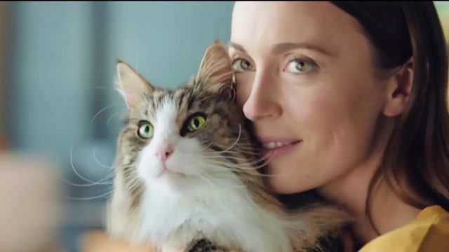 Purina Pro Plan LiveClear TV Commercial Ad 2021, LiveClear Challenge- Cat Allergens