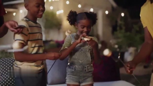 Hershey's TV Commercial Ad 2021, Slow Down Summer With S'mores