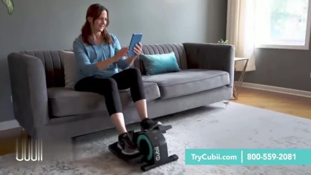 Cubii TV Commercial Ad 2021, Strength At Your Own Pace
