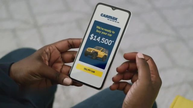 CarMax TV Commercial Ad 2021, Usainly Fast Car Offers' Featuring Usain Bolt