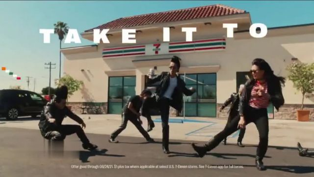 7-Eleven TV Commercial Ad 2021, Take It to Eleven With Morning Coffee- $1 Any Size Iced Coffee' Song by Selectric