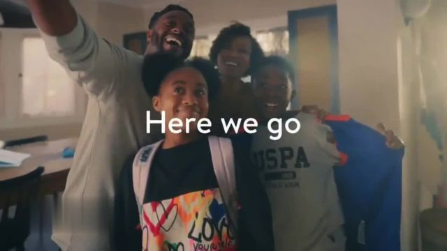 Walmart TV Commercial Ad 2021, 2021 Back to School- First Day 'Fits