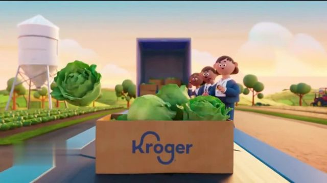 The Kroger Company TV Commercial Ad 2021, Perfect 10 Produce