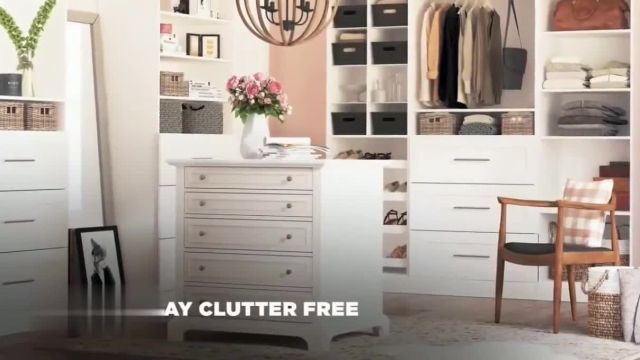 Wayfair TV Commercial Ad 2021, DIY Network- Stay Clutter Free