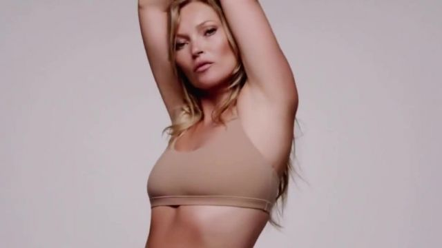 SKIMS TV Commercial Ad 2021, Perfect' Featuring Kate Moss