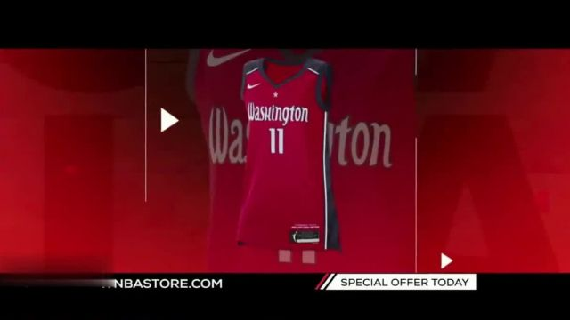 WNBA Store TV Commercial Ad 2021, Gear Up