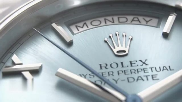 Rolex Perpetual TV Commercial Ad 2021, Rolex and The Open