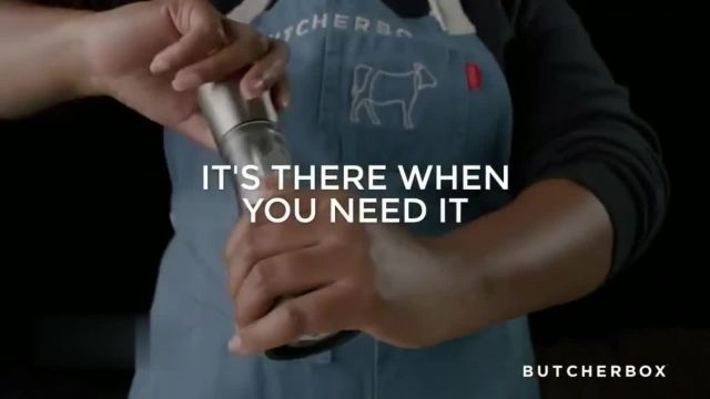 ButcherBox TV Commercial Ad 2021, Doesn't Come From a Grocery Store
