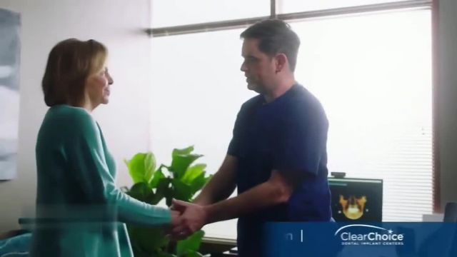 ClearChoice TV Commercial Ad 2021, Marcia's Story