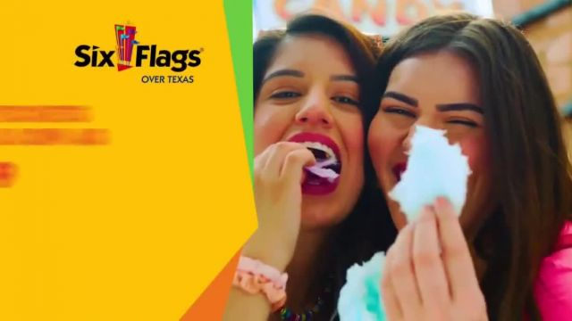 Six Flags Over Texas TV Commercial Ad 2021, Best of Texas Festival