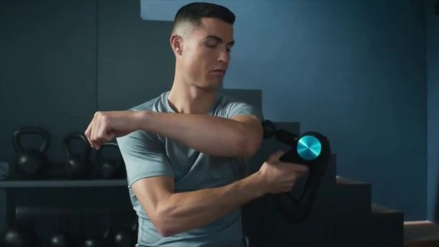 Therabody TV Commercial Ad 2021, Recovery' Featuring Cristiano Ronaldo