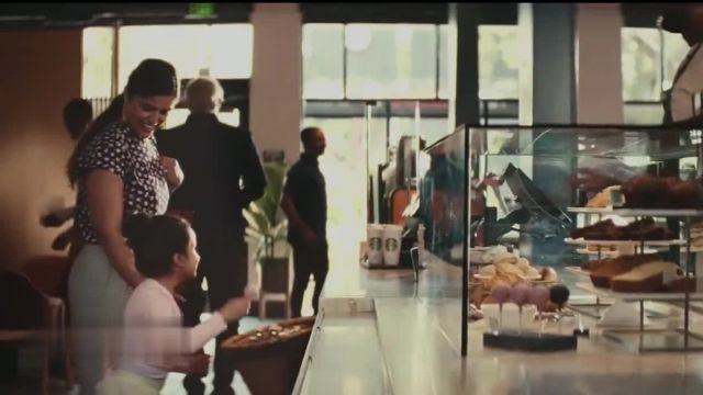 Starbucks TV Commercial Ad 2021, The Smallest Things Make the Biggest Difference