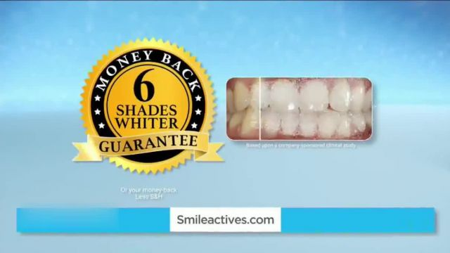 Smileactives TV Commercial Ad 2021, Just Add to Your Toothpaste- Second Product Free