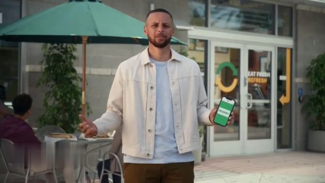 Subway App TV Commercial Ad 2021, Don't Have Time' Featuring Stephen Curry