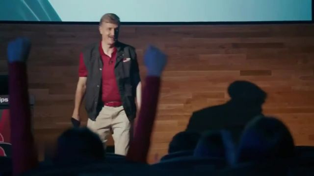 Sport Clips TV Commercial Ad 2021, Cowlick