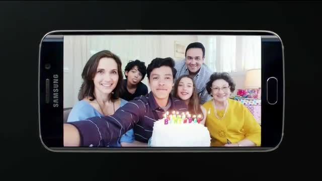 Samsung Galaxy S6 Edge TV Commercial Ad 2021, 6v6- Wireless Charging, Wide Angle Selfie