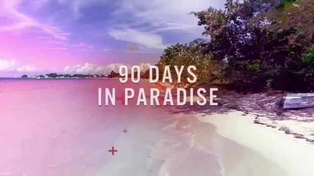 Discovery+ TV Commercial Ad 2021, Love in Paradise- The Caribbean, A 90 Day Story