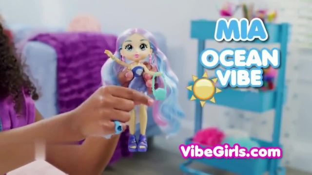 Vibe Girls TV Commercial Ad 2021, I'm a Vibe Girl