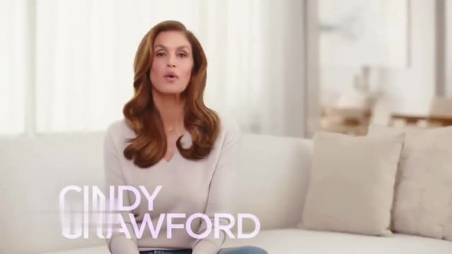 Meaningful Beauty Age-Proof Hair Care SystemTV Commercial Ad 2021, Younger-Looking Hair' Featuring Cindy Crawford