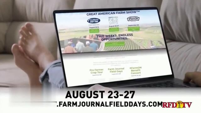 Farm Journal TV Commercial Ad 2021, 2021 Field Days