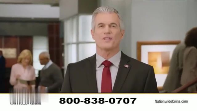 Nationwide Coin & Bullion Reserve TV Commercial Ad 2021, Pricing That's Transparent- 2021 Gold Outlook Report