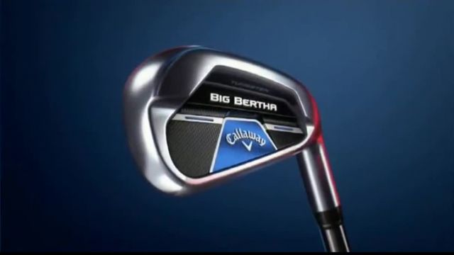 Callaway TV Commercial Ad 2021, Play the #1 Irons in Golf